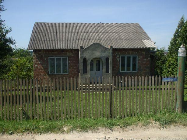 Продам Будинок с.Бочківці