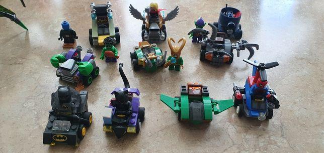 Лего Super heroes 76091, 76061, 76064, 76065, 76066