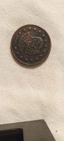 1 рубль Ленін Сталін 1949