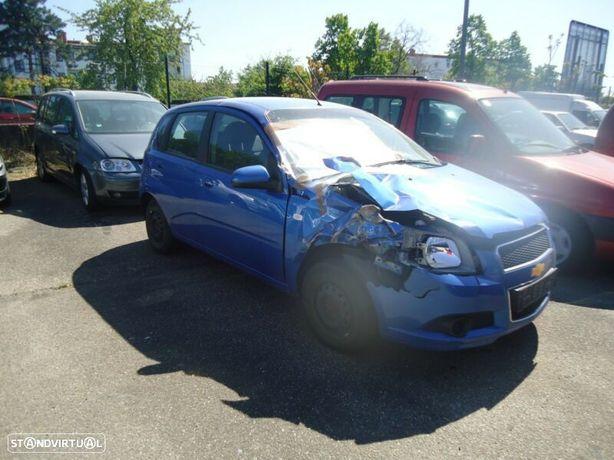 Motor Chevrolet Aveo 1.2i 16v 85cv A12XER Caixa de Velocidades Arranque Alternador Arcondicionado