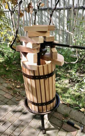 Продам пресс для винограда