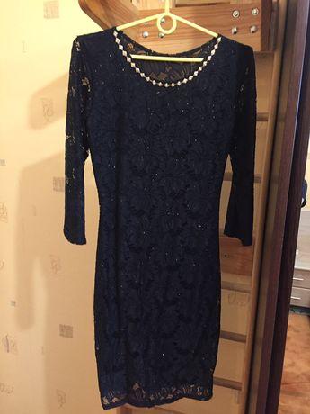 Продам новое нарядное платье, 42р.