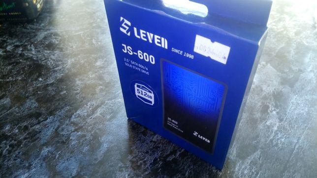 """Накопитель SSD 2.5"""" 512GB LEVEN+DDR4 (2х16ГБ=32ГБ) 4500 руб"""