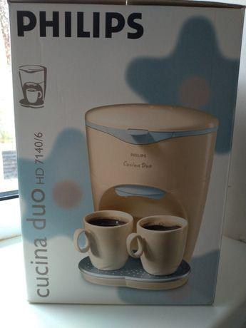 Кофеварка Philips Cucina Duo