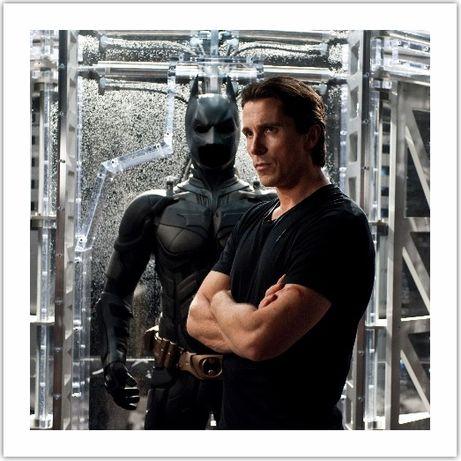 Foto/Poster The Dark Knight Rises - Papel fotográfico Premium