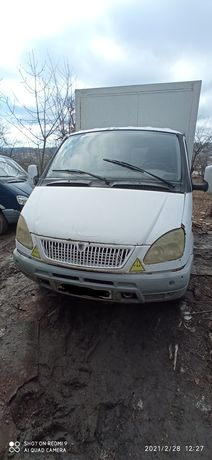 ГАЗ 33021  фургон