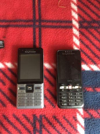 Sony ericsson g 502 i sony ericsson j105i