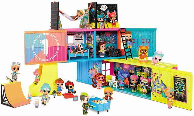 LOL Surprise! Clubhouse Playset. ЛОЛ . Дом для кукол. Будиночок