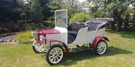 sprzedam elektryczny pojazd meleks retro replika Forda T