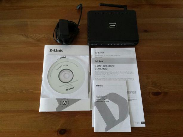 Router D-link DIR 600