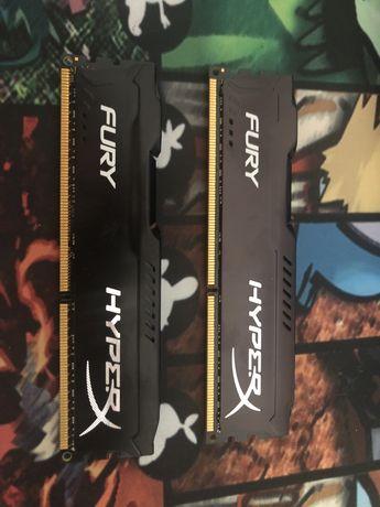 HyperX Fury 8GB (2x8GB) RAM DDR3
