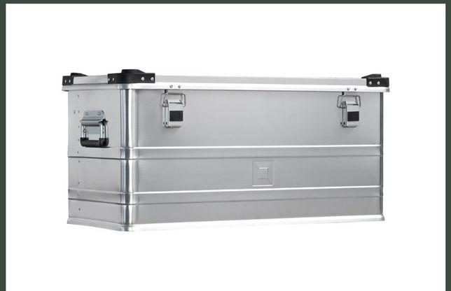 Skrzynia transportowa aluminiowa hilti jak nowa