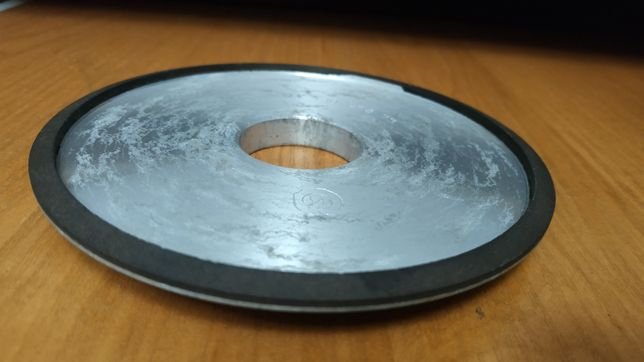 Круг алмазный для заточки инструмента (диам.125мм)новый СССР