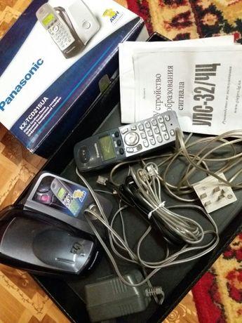 Цифровой беспроводный телефон Panasonic KX-TCD215UA