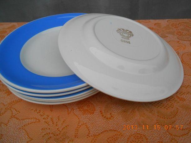 talerze talerzyki valeroy & boch, barszczówki wawel porcelana sygnowan