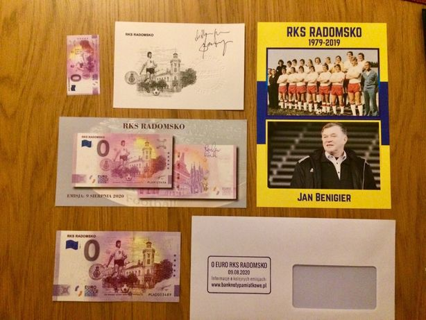 Mega zestaw RKSRadomsko 0 Euro