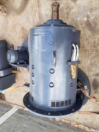 Электродвигатель-    ДПВ 54 /60квт. Токоприёмник -   К-5А  экг-5