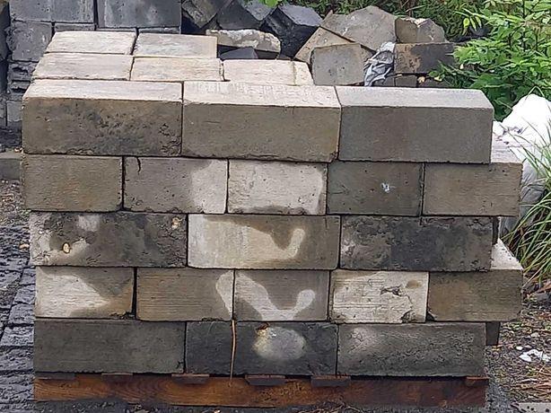 Oddam bloczki betonowe i pustaki.
