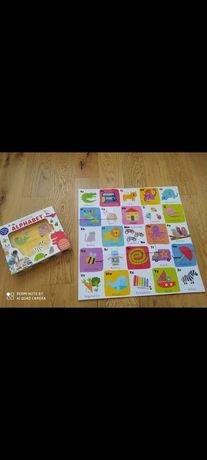 Puzzle duże alphabet puzzle playset