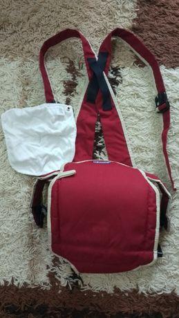 Рюкзак-кенгуру Детская переноска Chicco Artsana