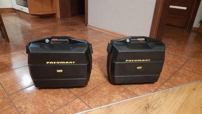 Kufry pneumant do MZ
