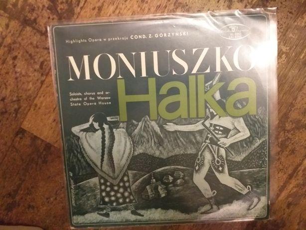 Vinyl Moniuszko Halka (dyr.Z.Górzyński) PN