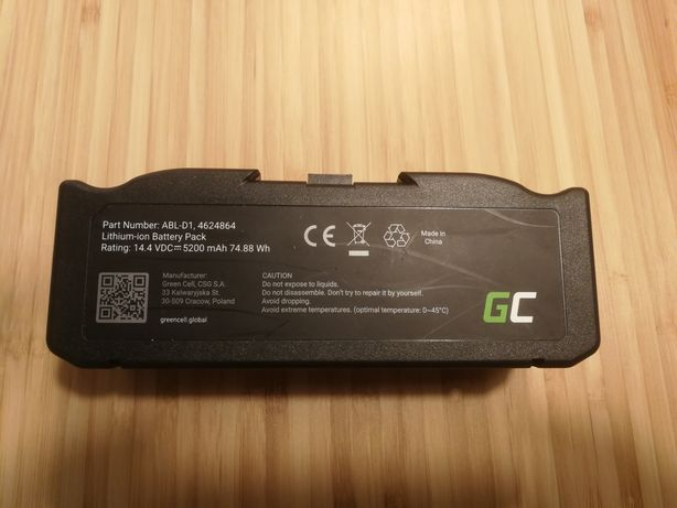 Roomba bateria do serii e/i