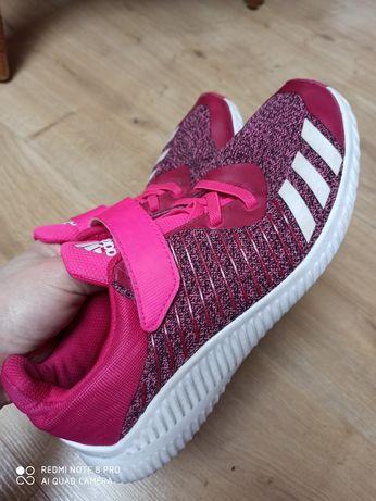 Buty sportowe Adidas dla dziewczynki r 35