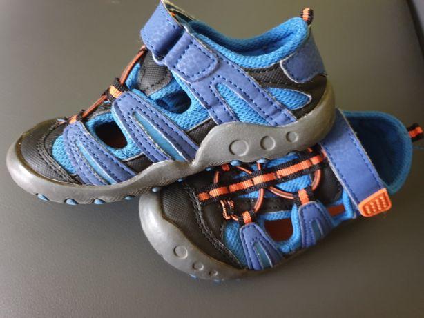 Sandały,buty chłopiec, sportowe r. 25, 26
