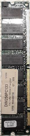 Memória Samsung DIM 256Mb SDR133