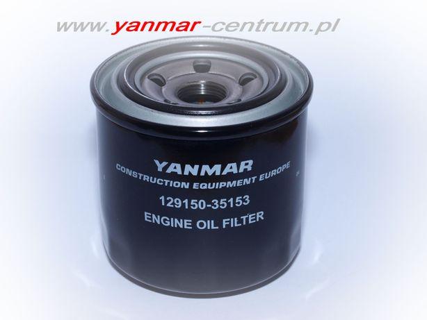 Yanmar filtr oleju silnika VIO30 VIO33 Vio38 SV26 VIO50 Vio57 Vio80