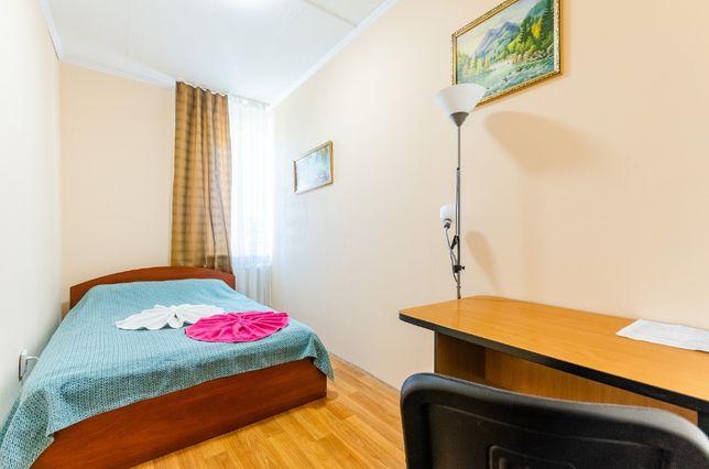 Удобный небольшой номер в мини-отеле недалеко от ВДНХ м. Васильковсска