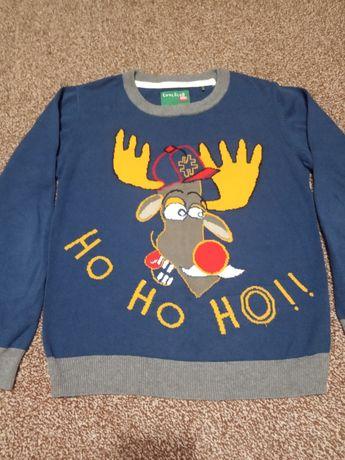 Новогодний свитер, новогодний джемпер