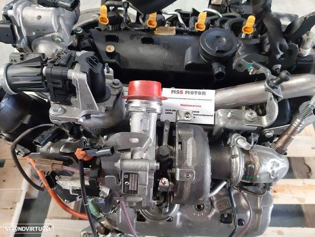 Motor RENAULT MEGANE CAPTUR KADJAR  PULSAR TALISMAN 1.5Dci 110Cv Ref.k9kf646/K9k646