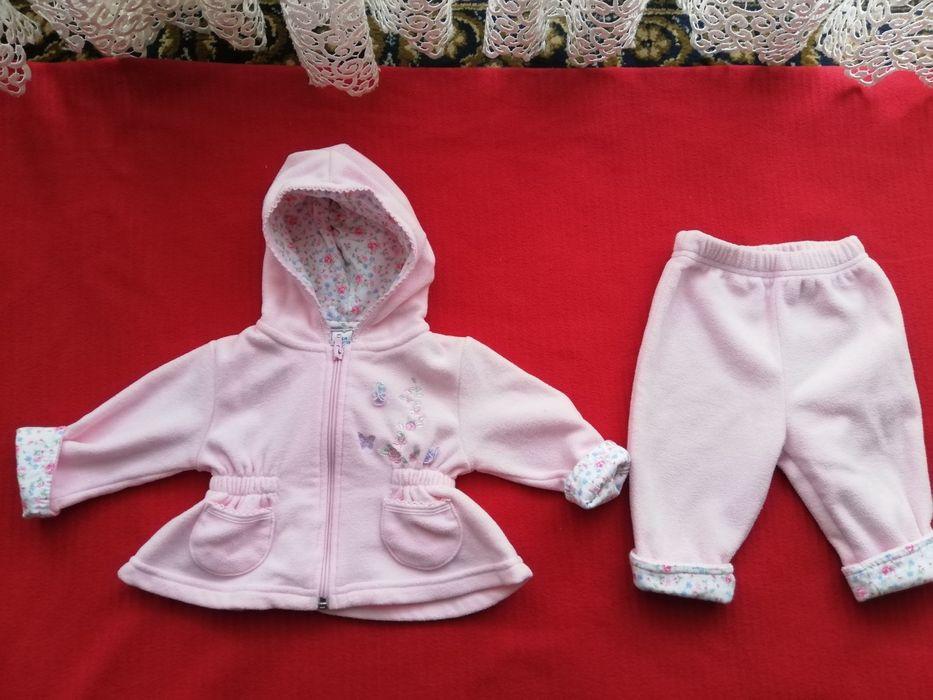 Ubrania dziecięce bluza i spodnie Tychy - image 1