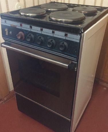 Плита кухонная электрическая