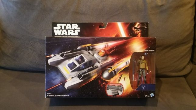 STAR WARS Y-wing scout bomber