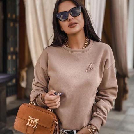 Bluza haftowana camel UNIWERSALNY