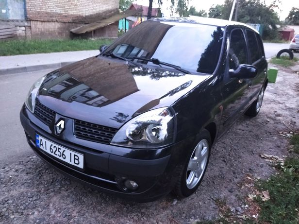 Renault clio 2002 16 V