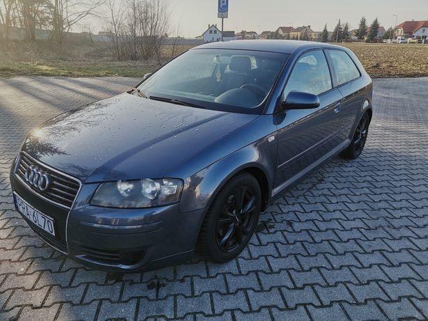 Audi A3 / 2004 / 1.6 / LPG / Opłacony / Spalanie 8l/100km / Prywatny /