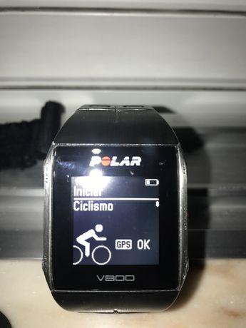 Polar V800 + Sensor H7