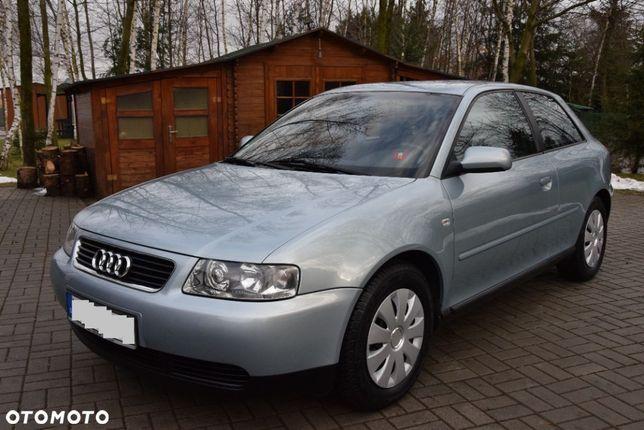 Audi A3 Nowe opony Zimowe, Zadbane, 256zł Rejestracja