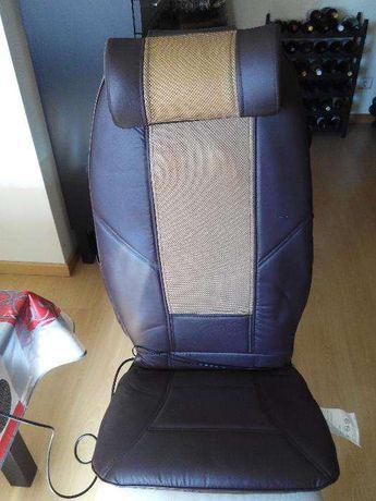 Cadeira portátil de massagem