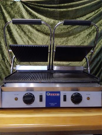 contact grill hendi 263907