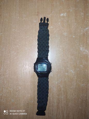 Плету браслет на часы из шнура паракорд ручная работа.