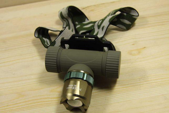 Налобный фонарь Bailong BL-6866