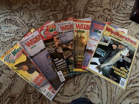 Gazety wędkarskie