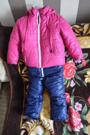 Продам зимний детский костюм