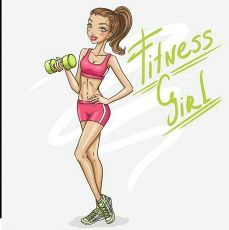 Фитнес, зумба,стретчинг для женщин Днепр