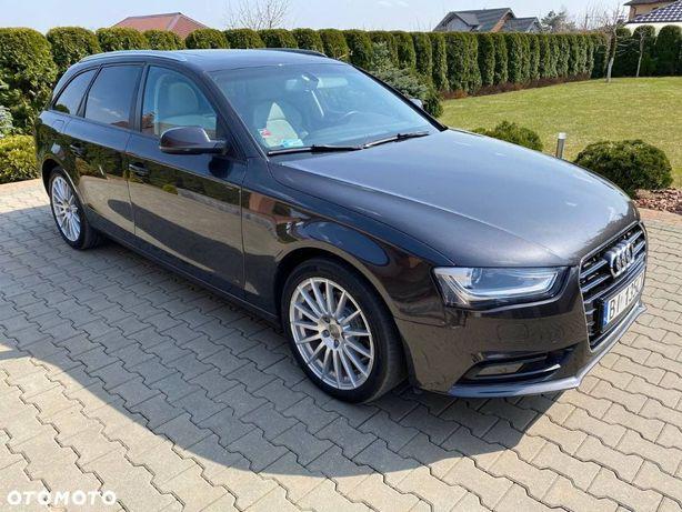 Audi A4 AUDI A4 B8 LIFT 2.0 Avant